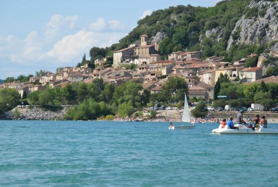 Ferienhaus in  Fox-Amphoux, Provence-Côte d'Azur - Lac de Sainte Croix - Bauduen