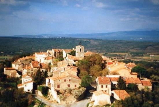Vakantiehuis in Fox-Amphoux, Provence-Côte d'Azur - Fox-Amphoux