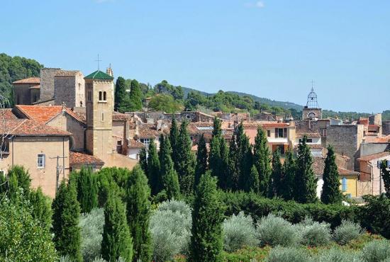 Holiday house in Salernes, Provence-Côte d'Azur - Aups