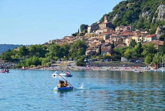 Holiday house in Salernes, Provence-Côte d'Azur - Bauduen