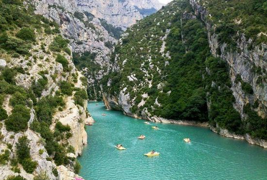 Location de vacances en Salernes, Provence-Côte d'Azur - Lac de Sainte Croix