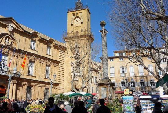 Ferienhaus in  Fox-Amphoux, Provence-Côte d'Azur - Aix-en-Provence