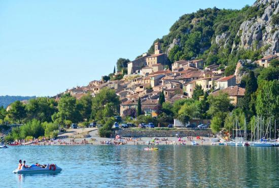 Ferienhaus in  Fox-Amphoux, Provence-Côte d'Azur - Baduen