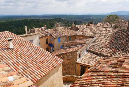 Ferienhaus in  Fox-Amphoux, Provence-Côte d'Azur - Fox-Amphoux