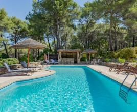 Ferienhaus in Le Beausset mit Pool, in Provence-Côte d'Azur.