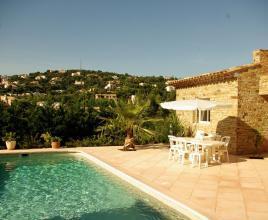 Villa met zwembad in Provence-Côte d'Azur in Les Issambres (Frankrijk)