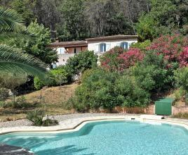 Holiday house in Carnoules with pool, in Provence-Côte d'Azur.