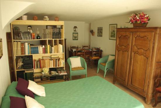Vakantiehuis in Les Issambres, Provence-Côte d'Azur - Studio onder het huis