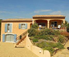 Vakantiehuis in Les Issambres met zwembad, in Provence-Côte d'Azur.