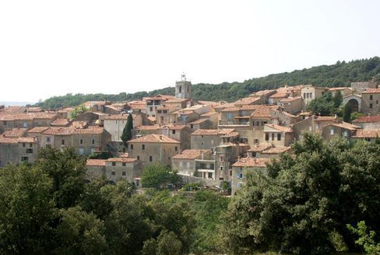 Ferienhaus in  Mons, Provence-Côte d'Azur - Mons