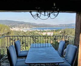 Vakantiehuis in Cavalaire-sur-Mer aan zee, in Provence-Côte d'Azur.