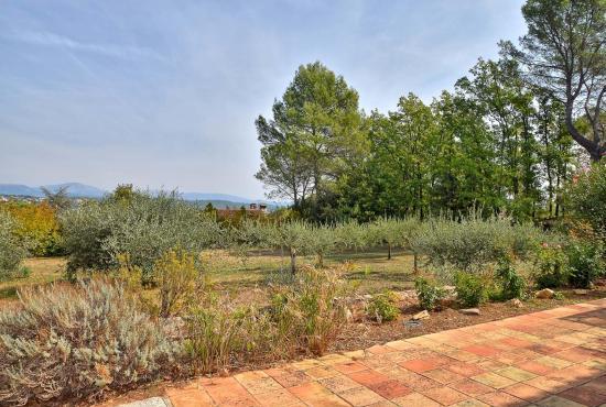 Vakantiehuis in Fayence, Provence-Côte d'Azur - Olijfgaard bij het huis