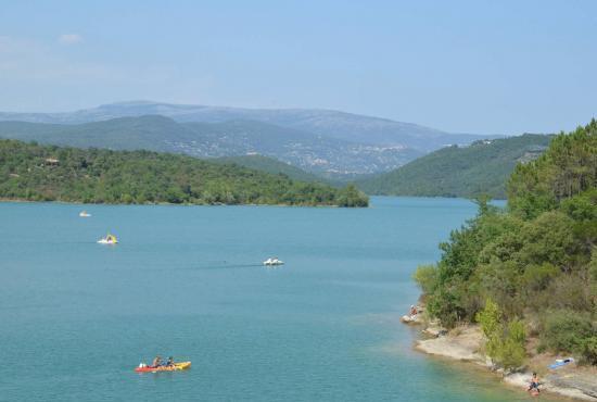 Vakantiehuis in Fayence, Provence-Côte d'Azur - Lac de Saint Cassien