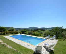 Holiday house in Le Castellet with pool, in Provence-Côte d'Azur.