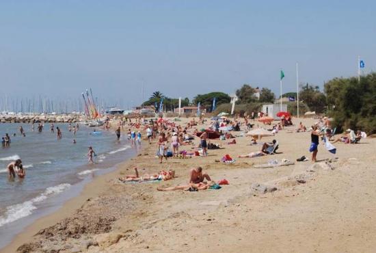 Vakantiehuis in La Londe-les-Maures, Provence-Côte d'Azur - La Londe les Maures - strand