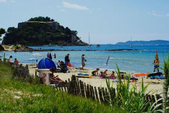 Vakantiehuis in La Londe-les-Maures, Provence-Côte d'Azur - Fort de Brégançon