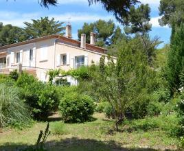 Holiday house in Carqueiranne near the sea, in Provence-Côte d'Azur.