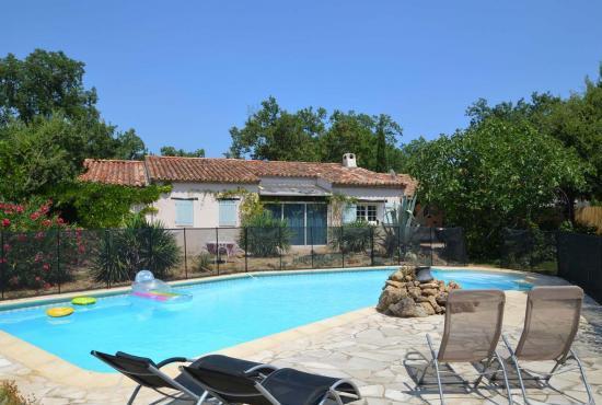 Ferienhaus in  Saint-Paul-en-Forêt, Provence-Côte d'Azur -