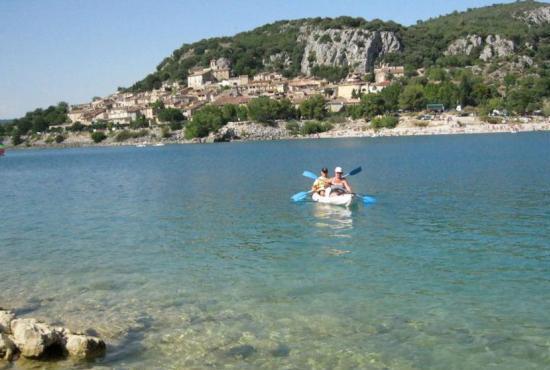Vakantiehuis in Aups, Provence-Côte d'Azur - Lac de Sainte Croix - Bauduen