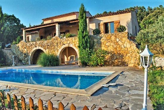 Vakantiehuis in Aups, Provence-Côte d'Azur -