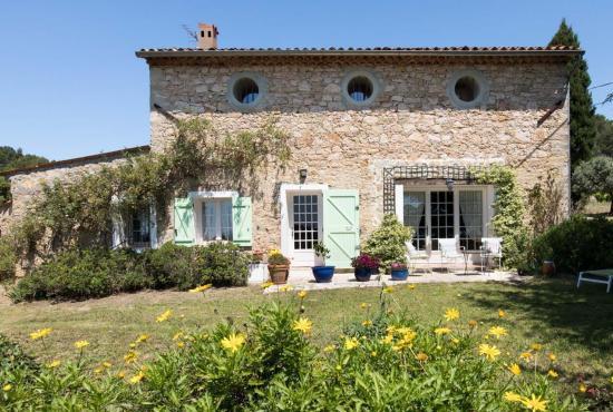 Vakantiehuis in Saint-Antonin-du-Var, Provence-Côte d'Azur -