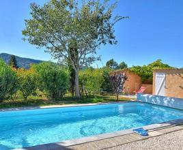 Holiday house in Solliès-Pont with pool, in Provence-Côte d'Azur.
