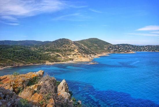 Vakantiehuis in La Croix-Valmer, Provence-Côte d'Azur - Ramatuelle - l'Escalet