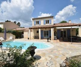 Holiday house in Nans-les-Pins with pool, in Provence-Côte d'Azur.