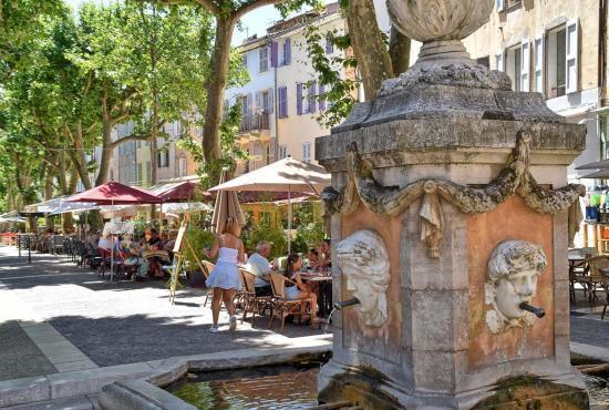 Vakantiehuis in Fox-Amphoux, Provence-Côte d'Azur - Cotignac
