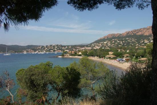 Location de vacances en Anthéor, Provence-Côte d'Azur - Agay