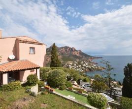 Vakantiehuis in Anthéor aan zee, in Provence-Côte d'Azur.