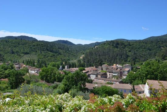 Ferienhaus in La Roquebrussanne, Provence-Côte d'Azur - Belgentier