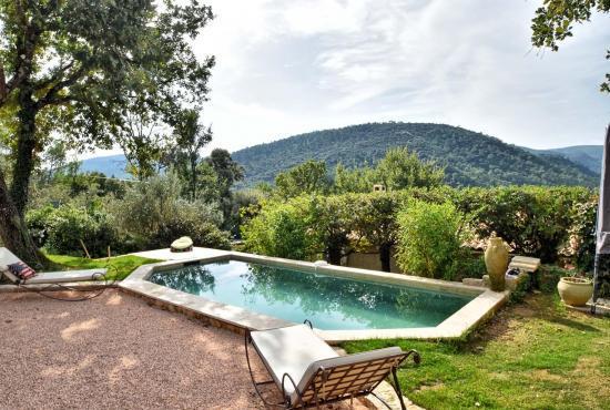 Ferienhaus in La Roquebrussanne, Provence-Côte d'Azur -
