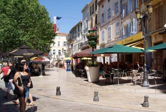 Vakantiehuis in Brignoles, Provence-Côte d'Azur - Brignoles