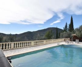 Vakantiehuis in Claviers met zwembad, in Provence-Côte d'Azur.