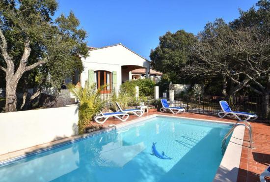 Vakantiehuis in Le Plan-de-la-Tour, Provence-Côte d'Azur -