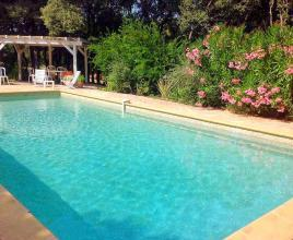 Holiday house in Pignans with pool, in Provence-Côte d'Azur.