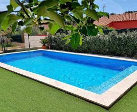 Holiday house in La Seyne-sur-Mer with pool, in Provence-Côte d'Azur.