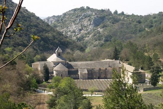 Holiday house in Gargas, Provence-Côte d'Azur - Abbaye de Sénanques