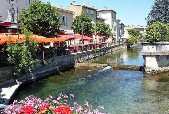 Vakantiehuis in Robion, Provence-Côte d'Azur - L'Isle-sur-la-Sorgue
