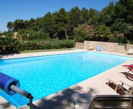 Casa vacanze con piscina in Vaison-la-Romaine, in Provence-Côte d'Azur.