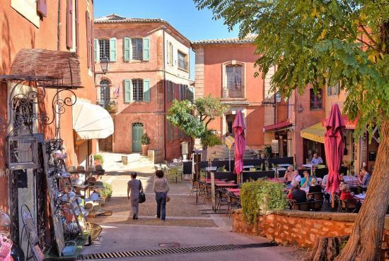 Vakantiehuis in Lacoste, Provence-Côte d'Azur - Roussillon