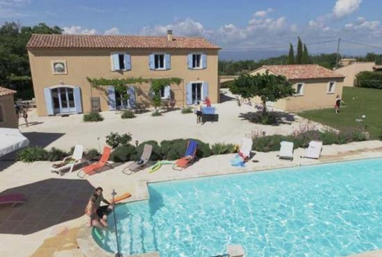 Casa vacanza in Lacoste, Provence-Côte d'Azur -