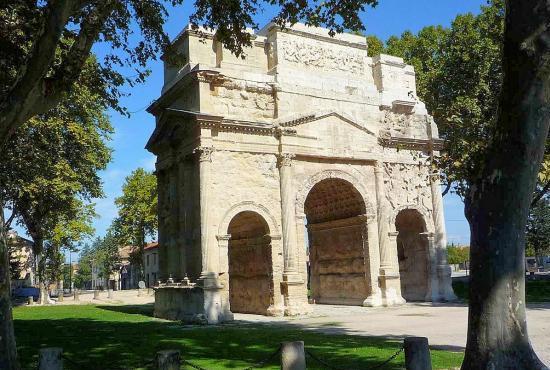 Location de vacances en Piolenc, Provence-Côte d'Azur - Orange