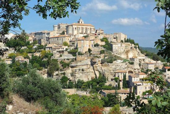 Vakantiehuis in Saint-Saturnin-lès-Apt, Provence-Côte d'Azur - Gordes