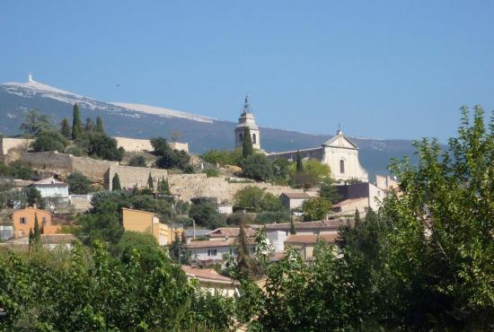 Vakantiehuis in Bédoin, Provence-Côte d'Azur - Bédoin - Mont Ventoux