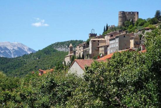 Vakantiehuis in Saint-Jean-de-Sault, Provence-Côte d'Azur - Montbrun-les-Bains