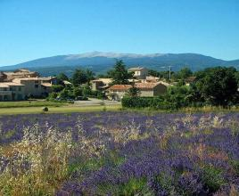 Ferienhaus in Saint-Jean-de-Sault, in Provence-Côte d'Azur.
