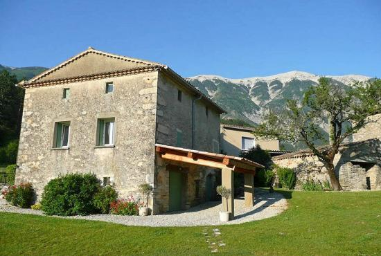Holiday house in Brantes, Provence-Côte d'Azur -