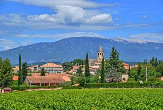Vakantiehuis in Mazan, Provence-Côte d'Azur - Mazan